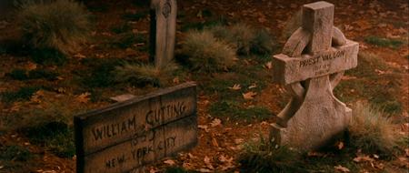 ケルト十字の墓石